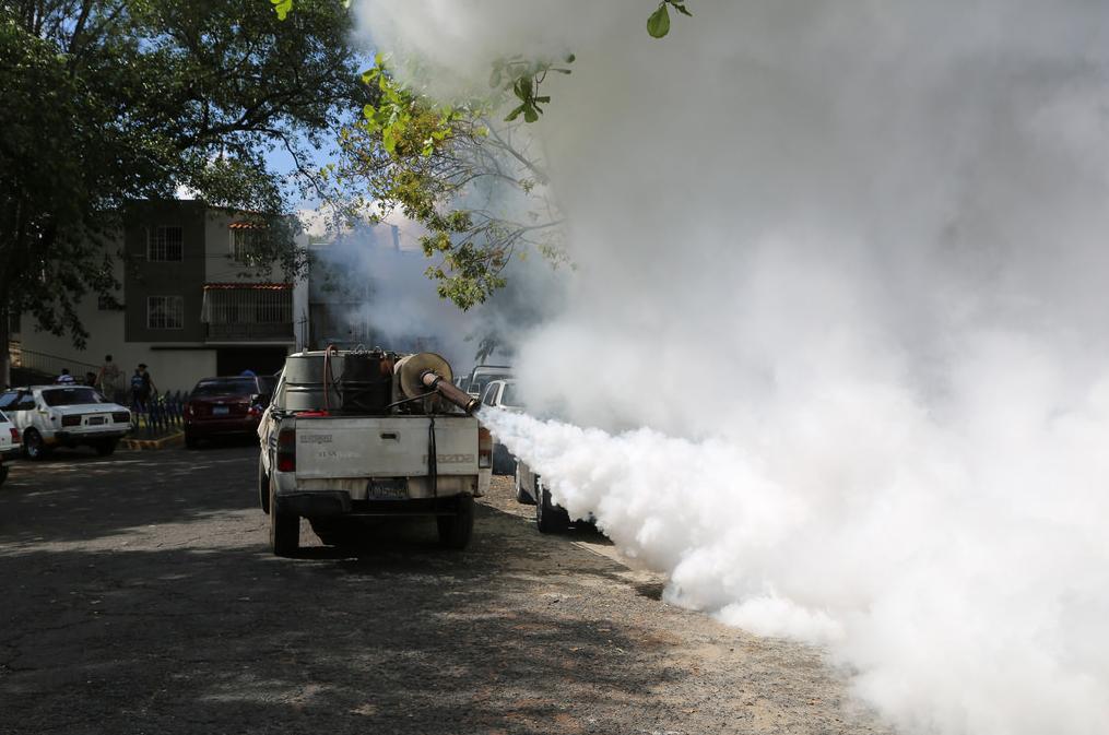 O combate ao mosquito Aedes aegypti ainda é a melhor solução contra as doenças. (Foto: OPAS)