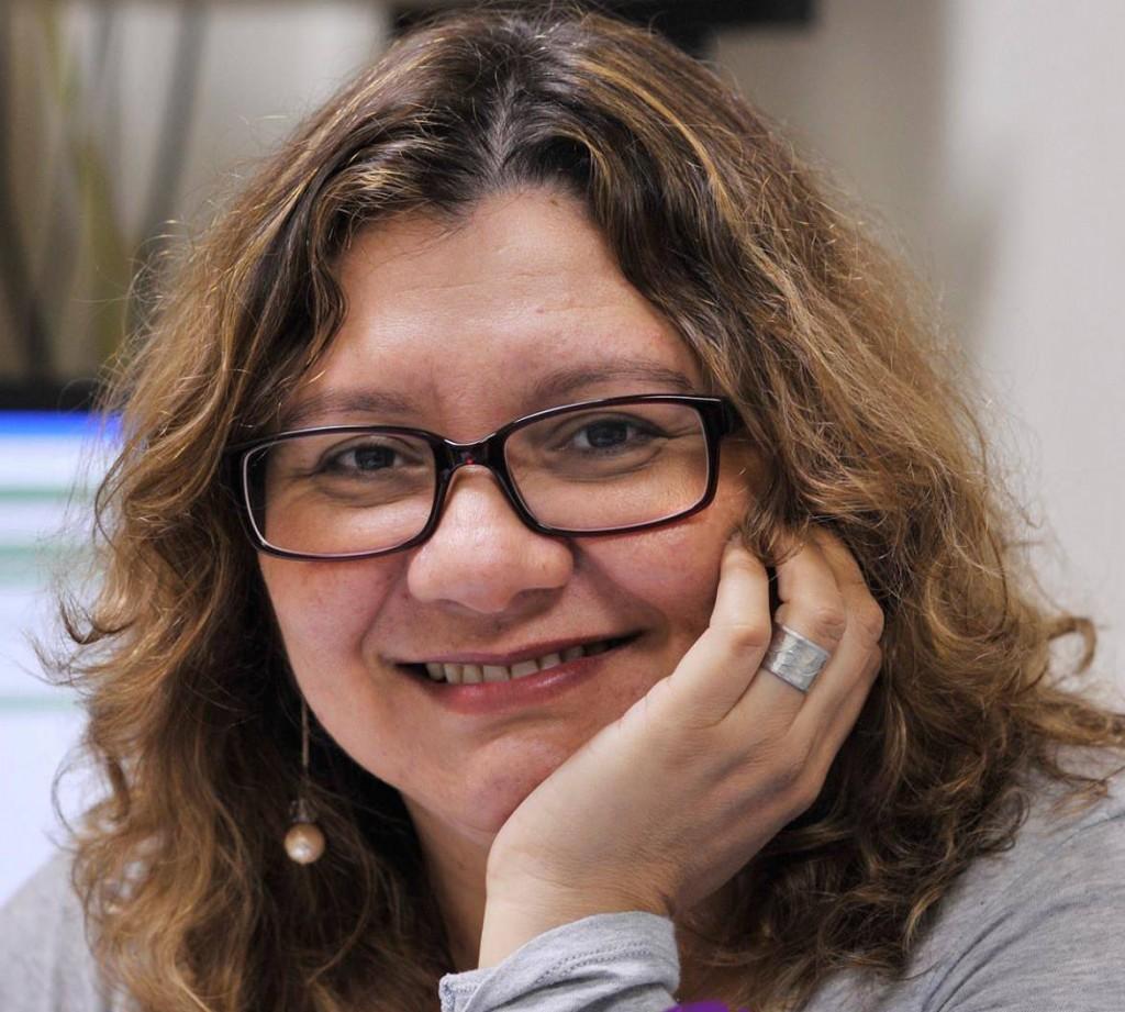 Professora Ana Prado (Foto: Wagner Santana)
