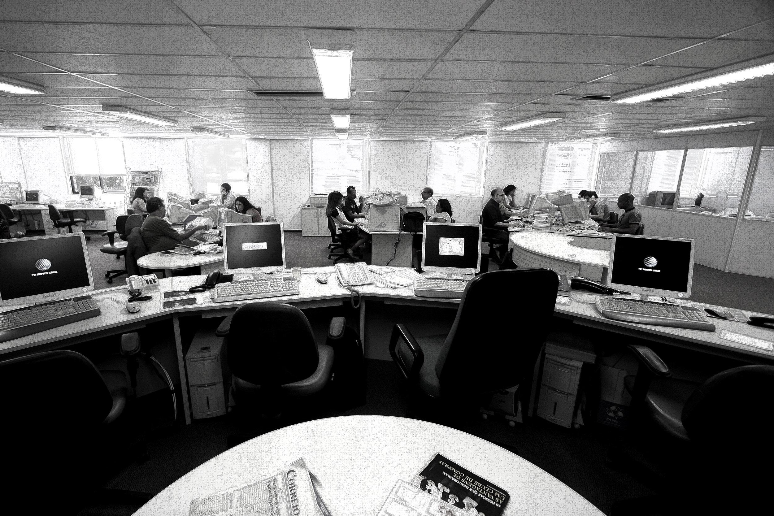 Profissão jornalista: demissões geram medo no Mato Grosso
