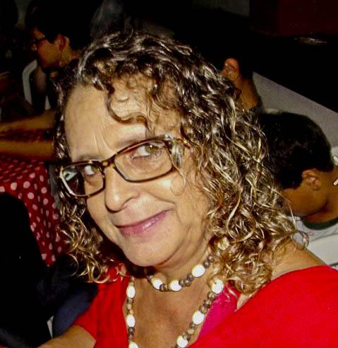 A jornalista Laura Lucena (Foto: Arquivo pessoal)
