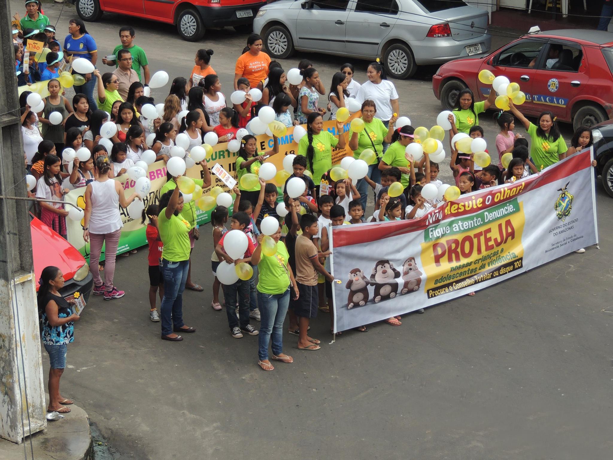 ONG de Direitos Humanos vai pedir a federalização do processo de violência sexual em São Gabriel da Cachoeira
