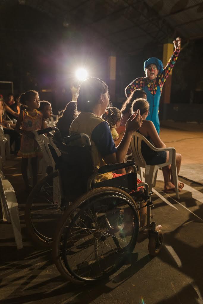A alegria das crianças (Foto: Avener Prado/Cineamazônia)