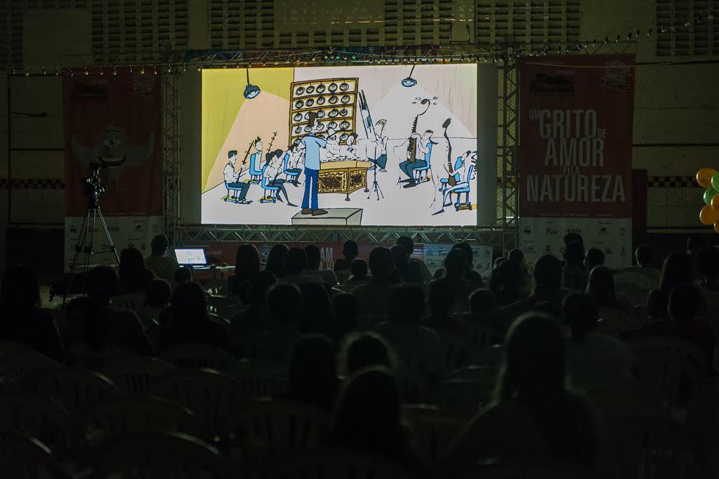 O festival contagiou o público das cidades ribeirnhas (Foto: Avener Prado/Cinemazônia)