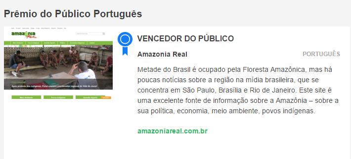 premio do publico portugues
