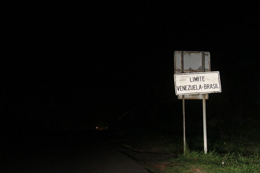 Fronteira do Brasil com a Venezuela (Alberto César Araújo/Amazônia Real)