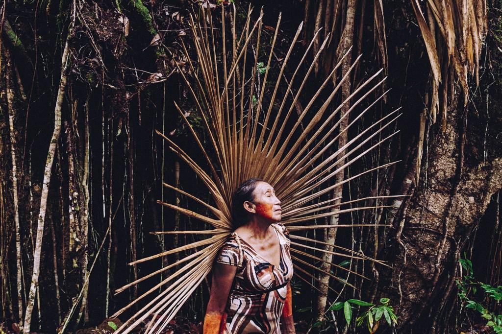 Foto:  Liliana Merizalde, da série Dislocaciones Interiores.