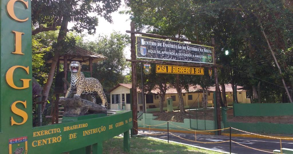 Nas instações do Zoo vivem cinco onças (Foto: Fabio Pontes/AmReal)