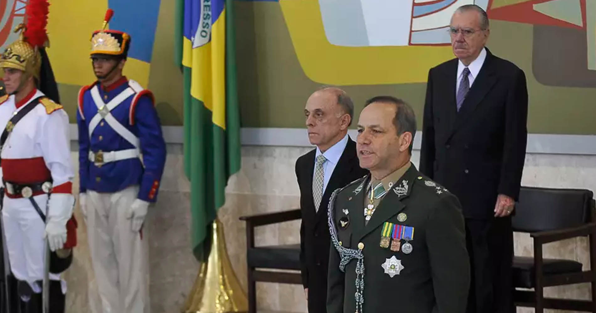Temer avalia nome do general Peternelli para assumir a Funai