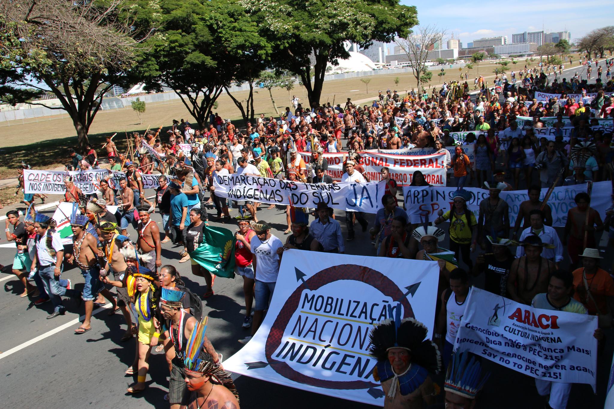 Agenda cultural: em abril tem Acampamento Terra Livre pela garantia de direitos