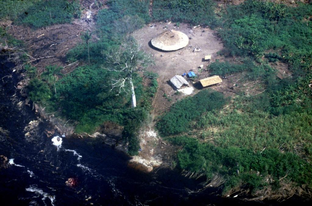 Terra Indígena Waimiri-Atroari, no Amazonas, impactada desde a década de 70. (Foto: EBC).
