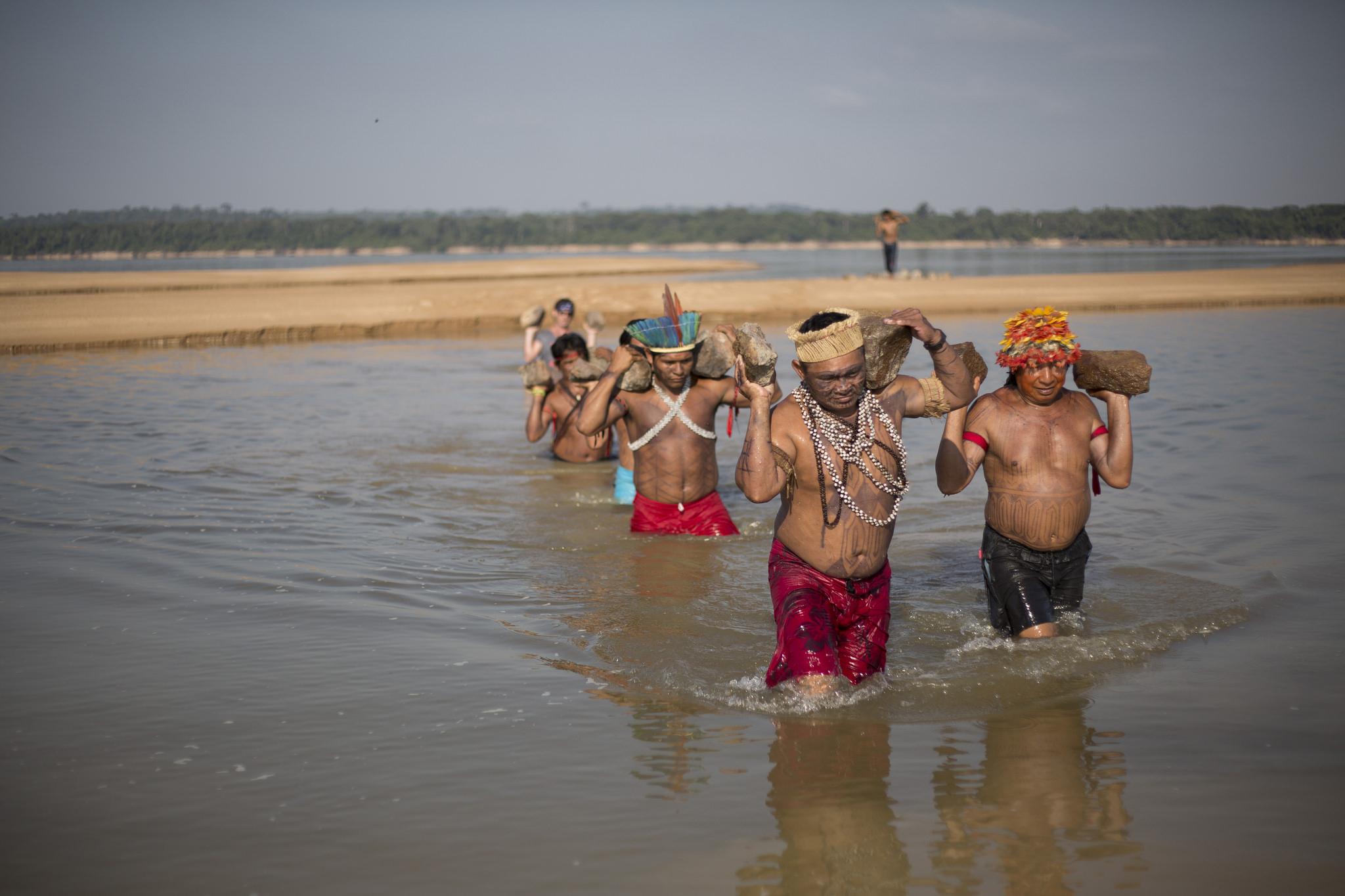 A Hidrelétrica de São Luiz do Tapajós: 10 – A perda de locais sagrados dos Munduruku