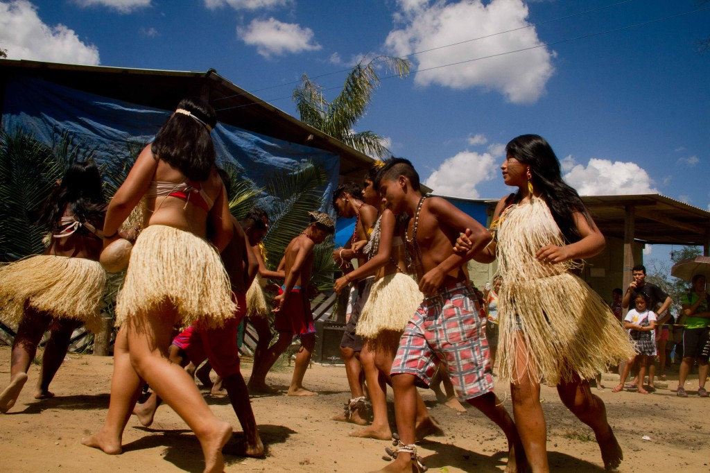 Parque das Tribos