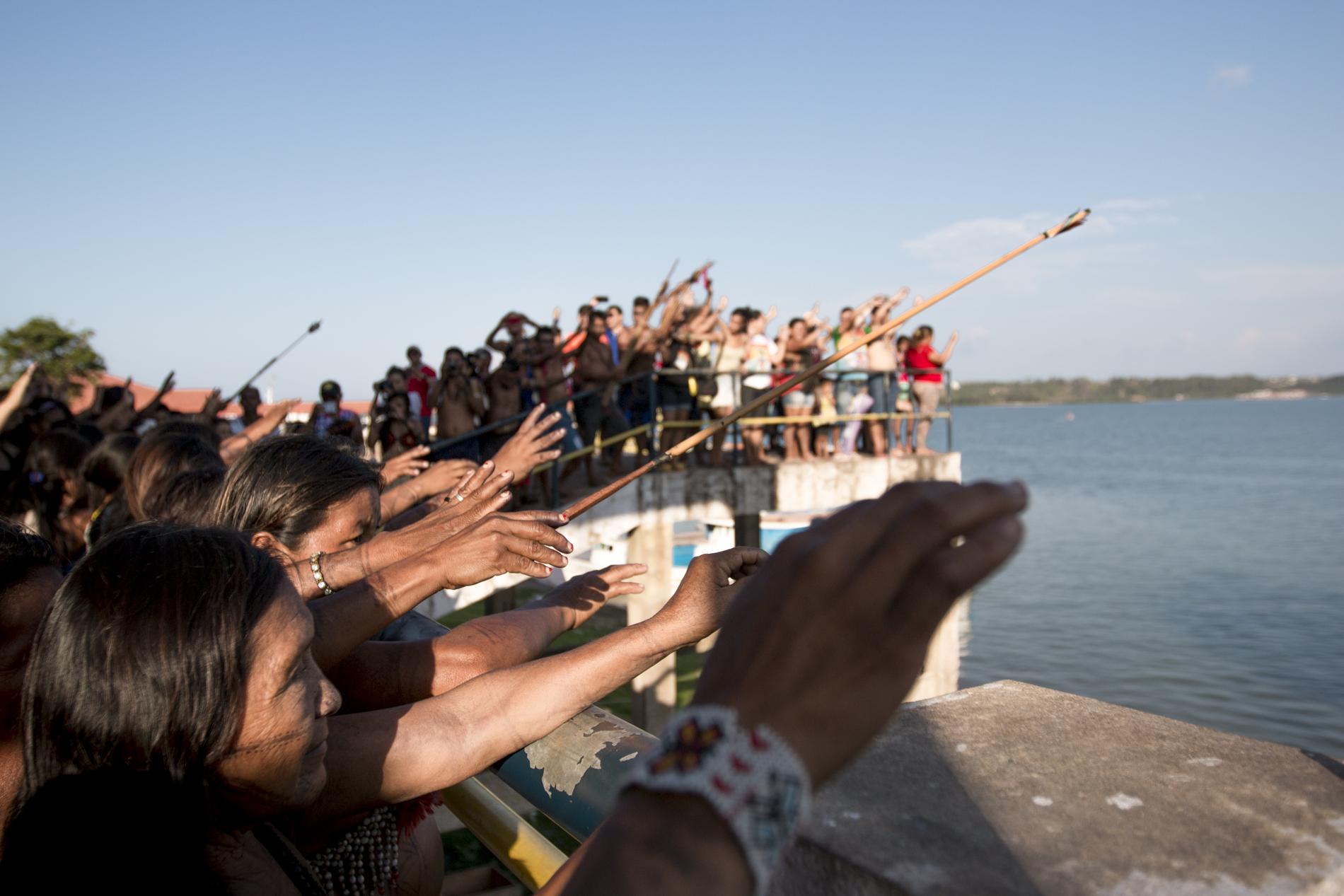 A Hidrelétrica de São Luiz do Tapajós – 17: Os atores na política de decisões sobre barragens