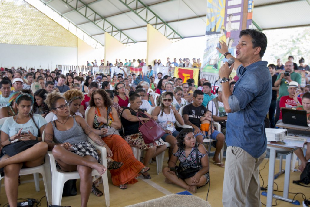 Felício Pontes, procurador regional da República (Foto: Ana Mendes/Amazônia Real)