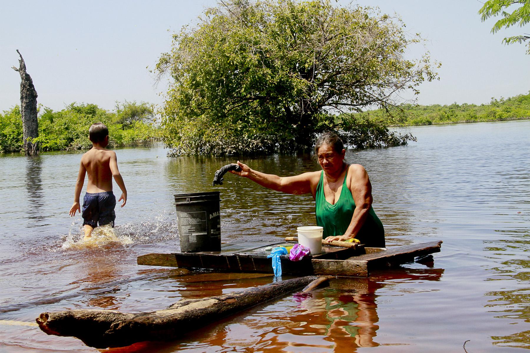 População tradicional da RDS do Tupé vive conflito ambiental no Amazonas