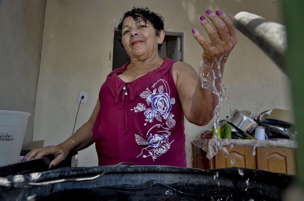 SECA RIO BRANCO-PERSONAGENS_ Maria Izelda da Silva-61 anos_FOTO ODAIR LEAL