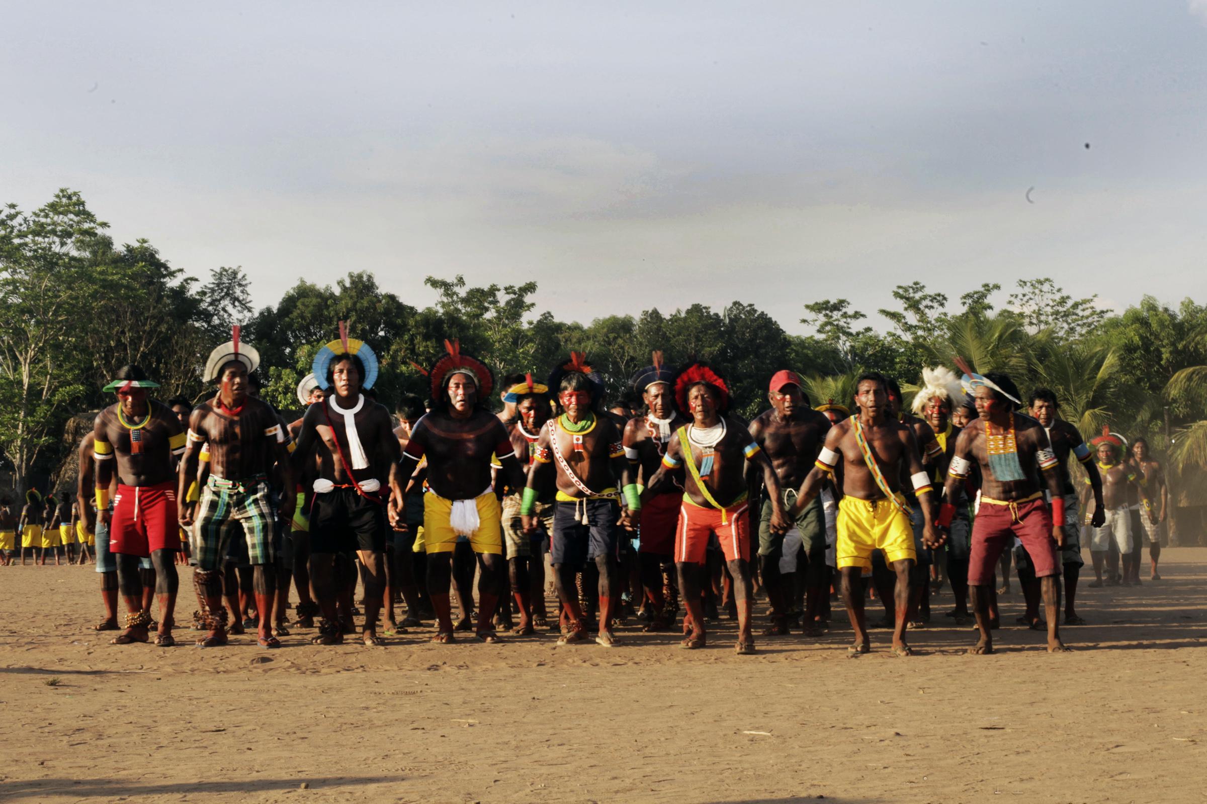 No encerramento de feira na TI Kayapó, indígenas divulgam manifesto contra ameaças