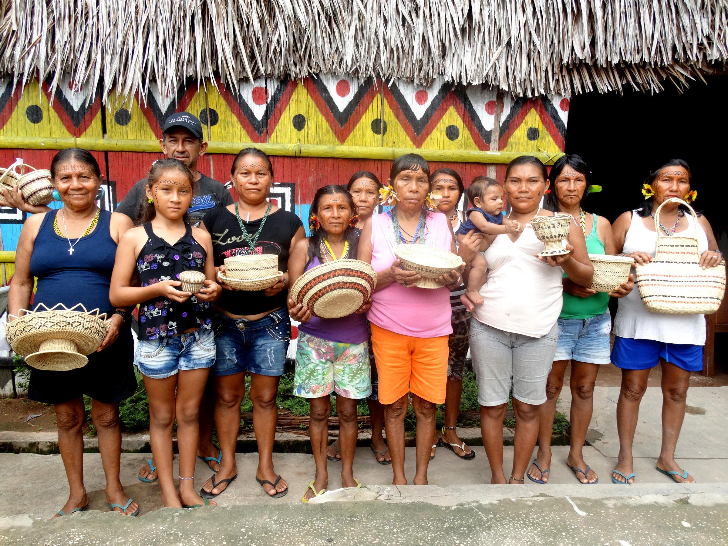 Povos Indígenas Contemporâneos do Rio Negro, no Amazonas