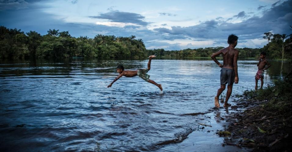 """A Hidrelétrica de São Luiz do Tapajós: 11 – Áreas indígenas afetadas """"indiretamente"""""""