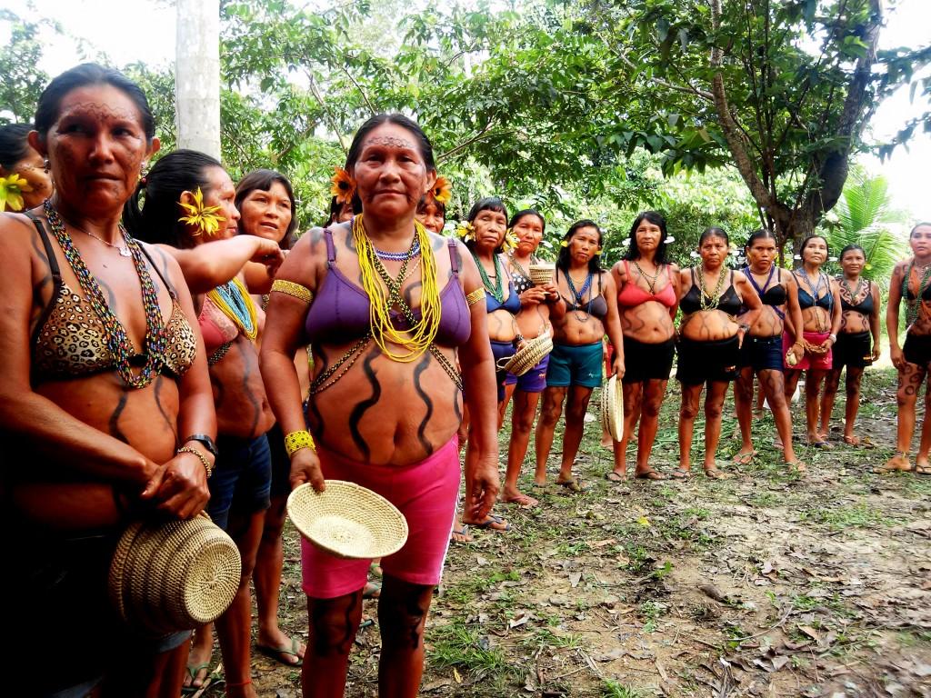 Povos do Rio Negro (Foto: Ray Baniwa/Foirn)