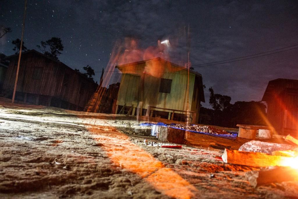 A aldeia Juma fica em Canutama, no sul do Amazonas. (Foto: Gabriel Uchida/Amazônia Real)