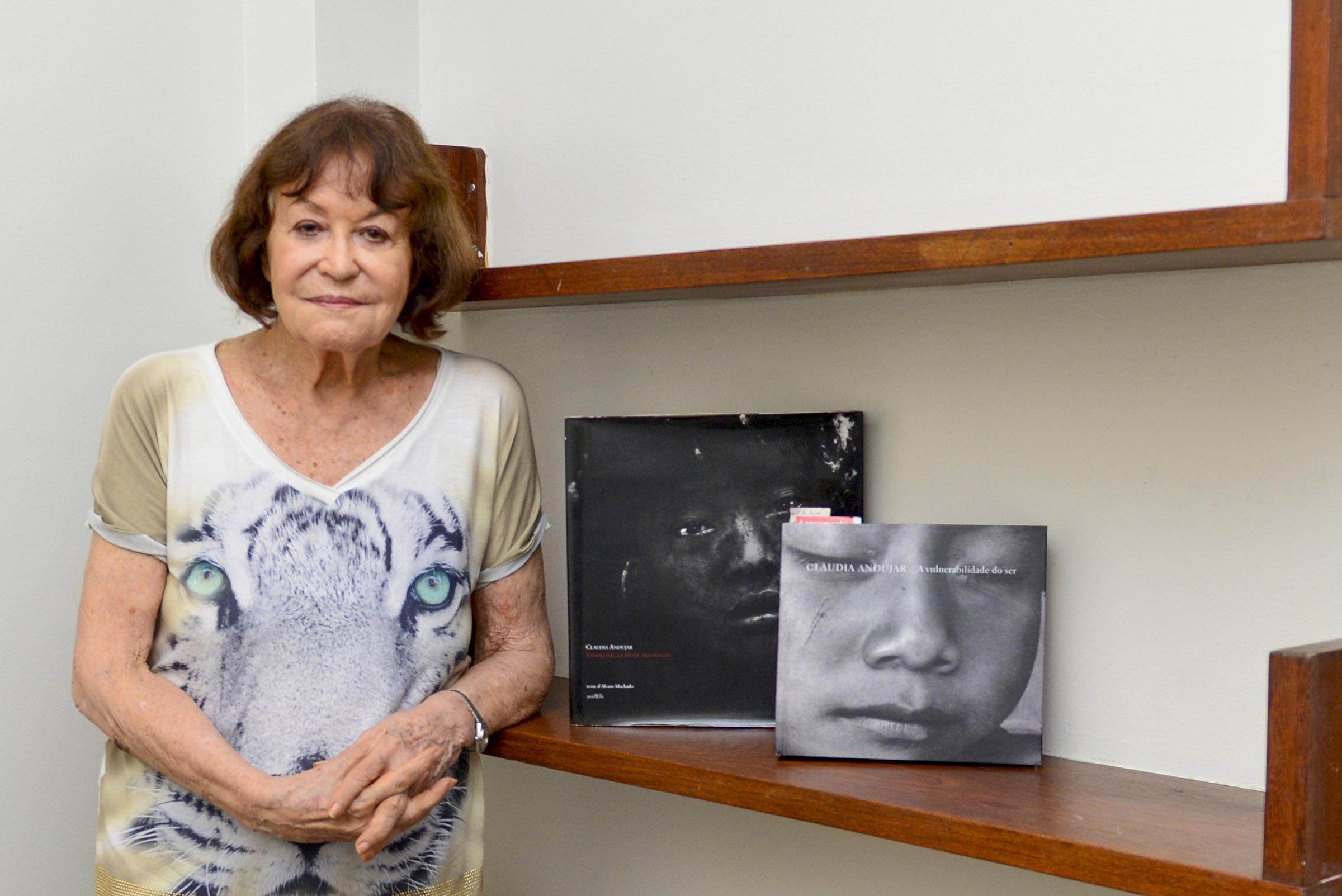 Testemunha de massacre contra os Yanomami, Claudia Andujar é homenageada em Roraima
