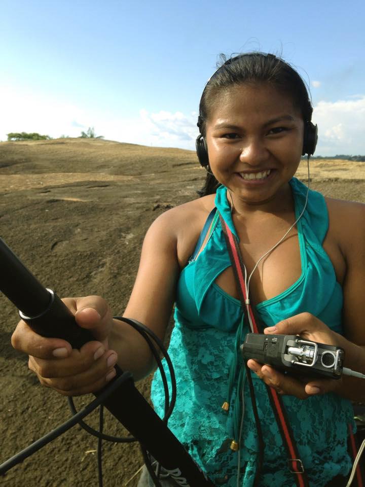 A indígena Larissa Duarte Tukana (Foto: Arquivo pessoal)