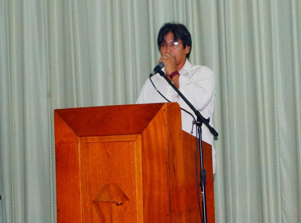 Sebastião Manchineri presidiu a Coiab e a Coiac (Foto: arquivo pessoal)