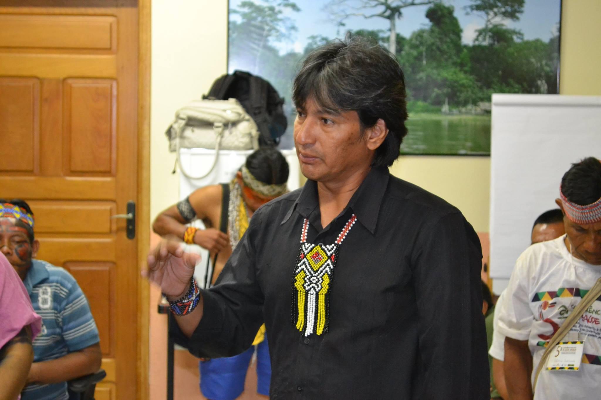 PMDB e DEM do Acre indicam o índio Sebastião Manchineri à Presidência da Funai