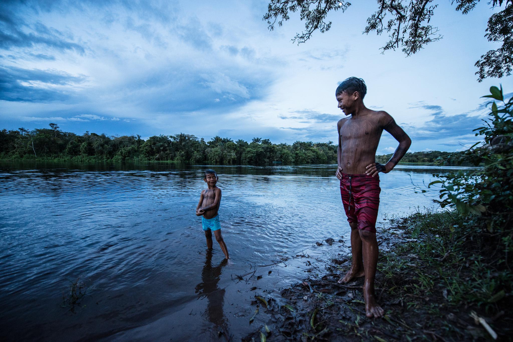 A Hidrelétrica de São Luiz do Tapajós: 16 – Os colonos e os residentes urbanos