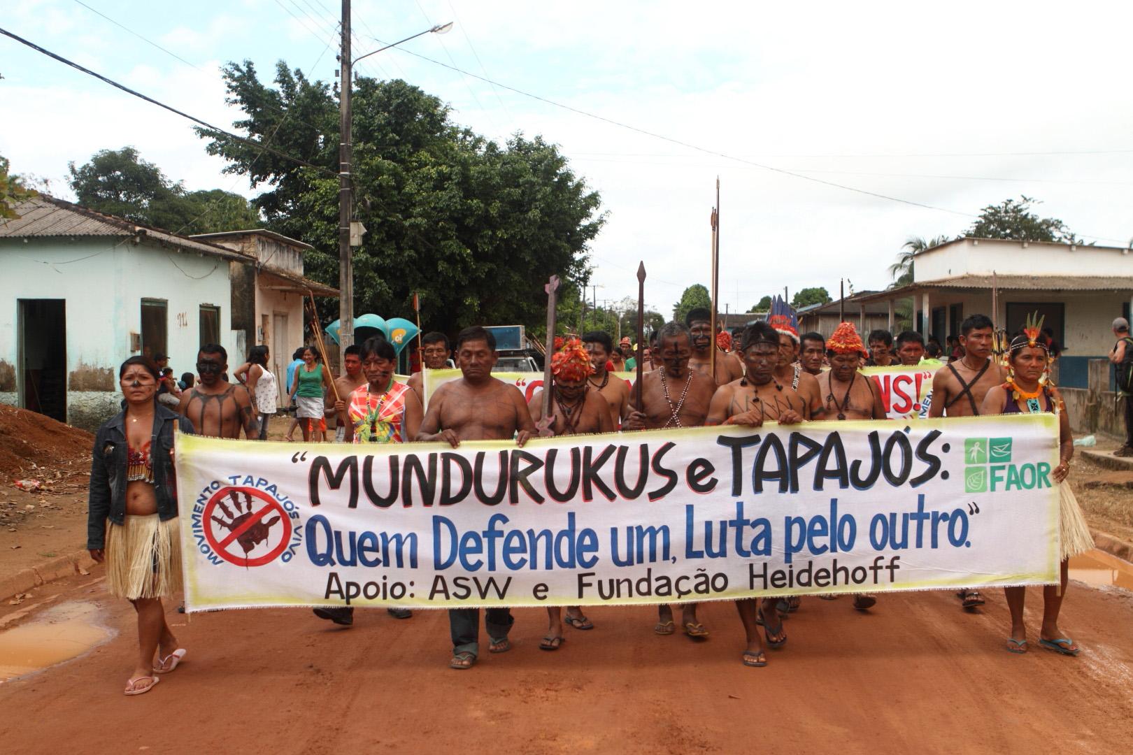 A Hidrelétrica de São Luiz do Tapajós: 18 – Triângulo de ferro nas decisões sobre barragens