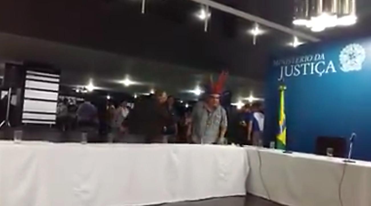 Apoiador de general para a Funai está preso por acusação de calúnia no Espírito Santo