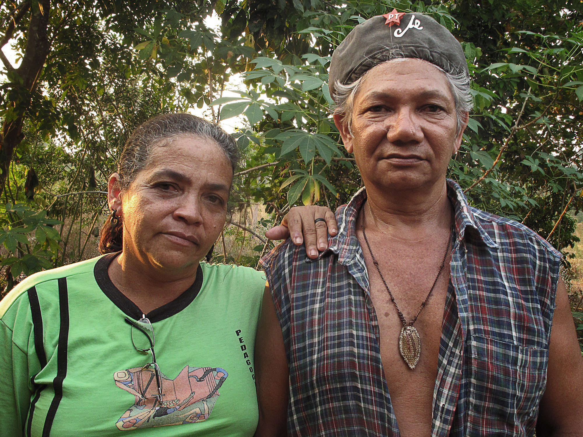 O violento sertão amazônico