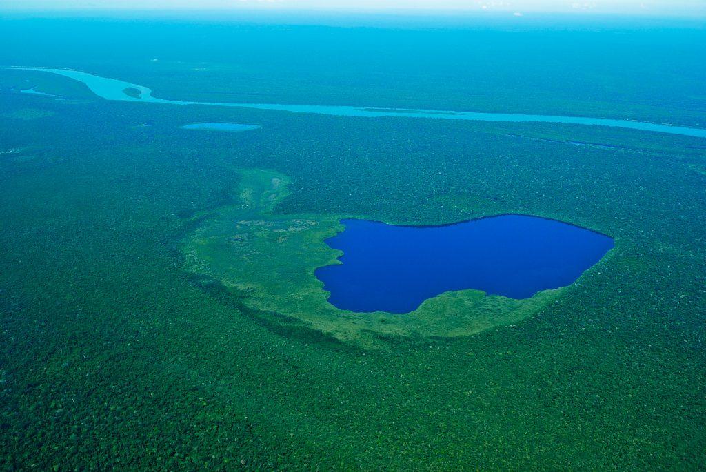 Terra Indígena Kayabi (Foto cedida por Juliana de Paula Batista)