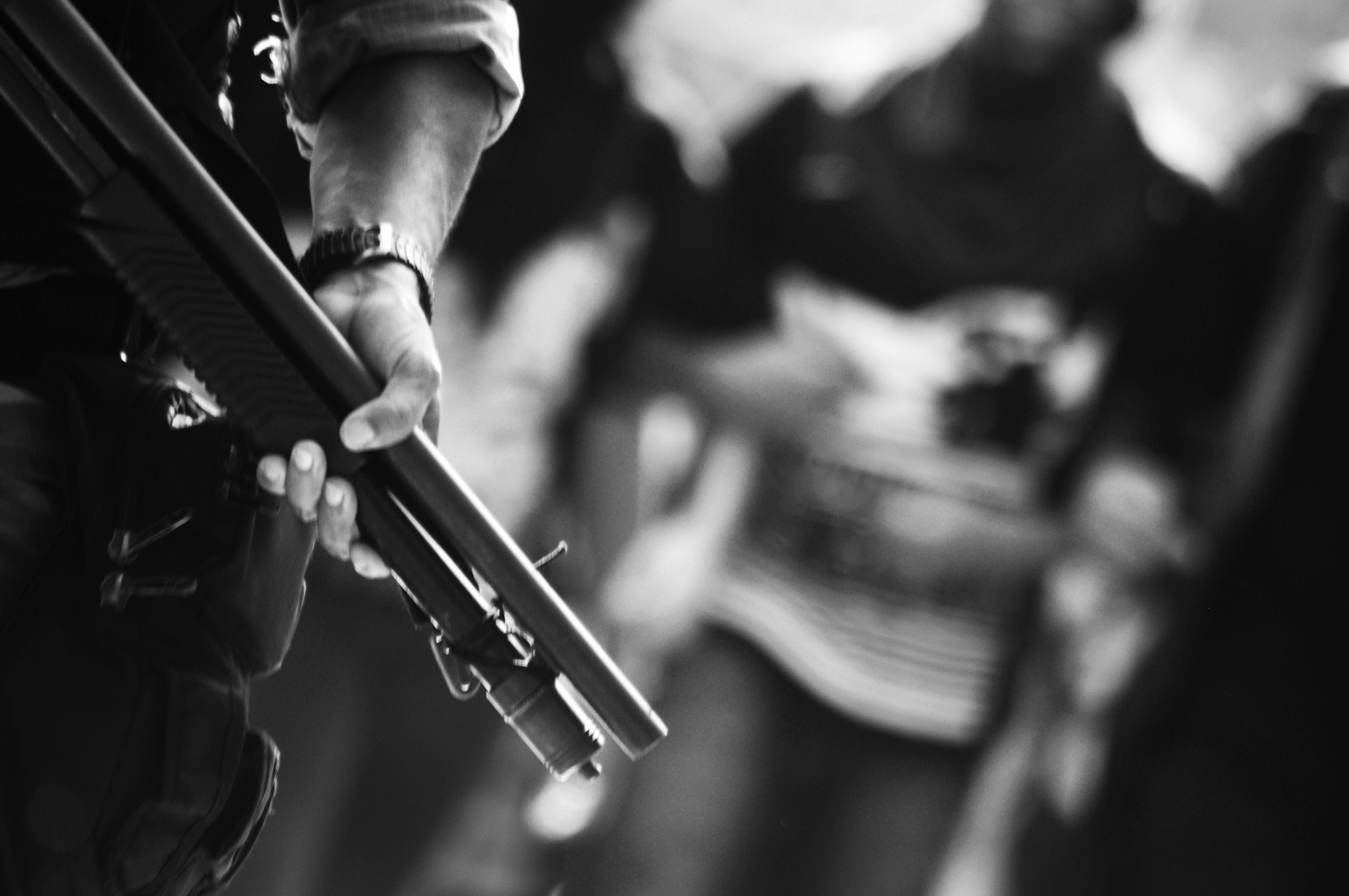 Operação policial em Belém, Pará (Foto: MídiaNinja)