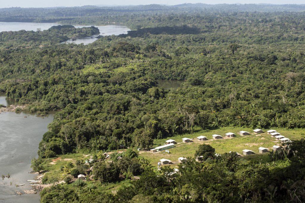 região das Terras Indígenas Arara da Volta Grande do Xingu e Paquiçamba Foto: Mário Vilela / Funai