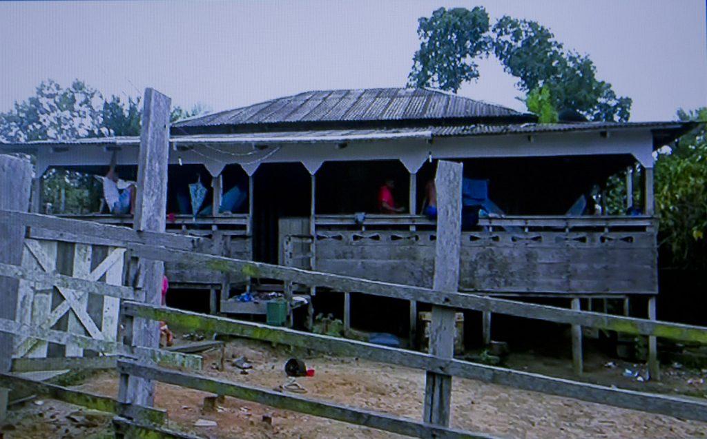 Sítio Canta-Galo foi o local onde Dona Alda desapareceu (Foto: Reprodução TV Amazonas)