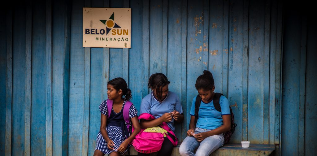 Populações tradicionais serão impactadas pela empresa Belo Sun, em Altamira, no Pará  (Foto: Todd Southgate/2016)