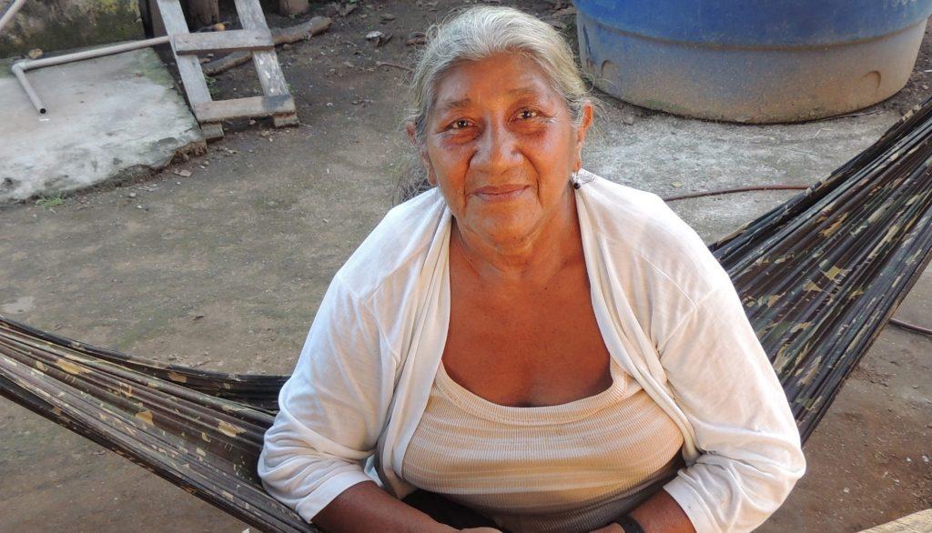 Judite Kayabi, da Aldeia Kururuzinho (Foto: Sucena Shkrada Resk/FTP-ICV)