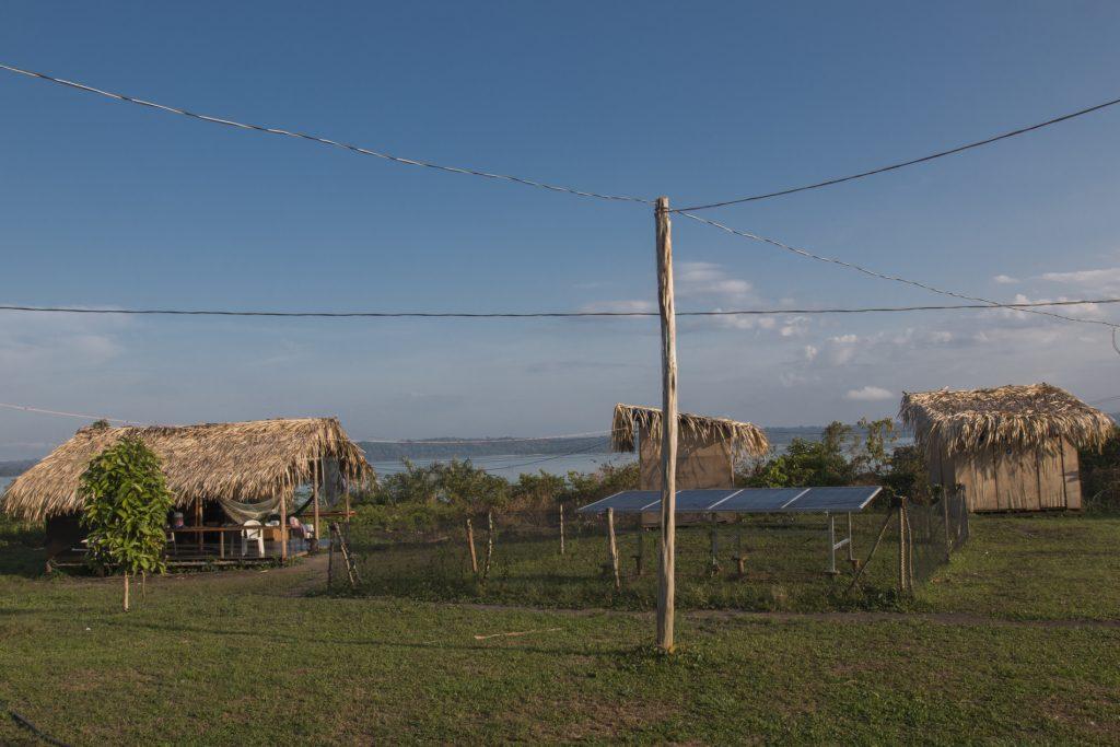 A Terra Indígena Sawré Muybu, dos Munduruku às margens do Rio Tapajós está sob a ameaças (Foto: Ana Mendes/Amazônia Real)