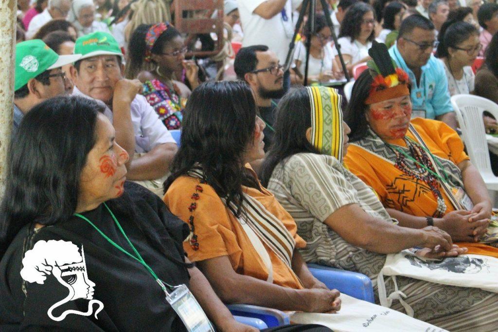 Plenário do Fórum Social Panamazônico (Foto: Fospa Peru)