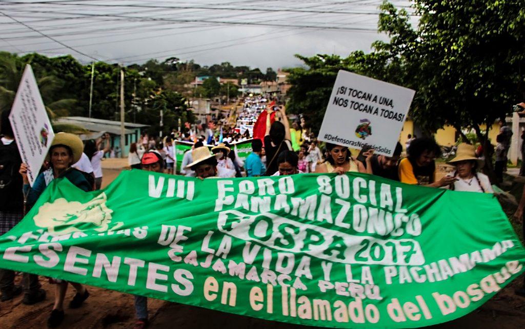 Forum Panamazônico (Foto: FOSPA PERU)