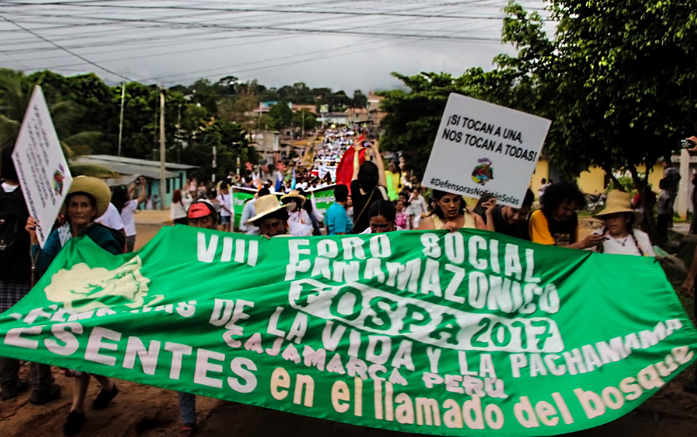 Escutar o Chamado da Floresta: VIII Fórum Social Panamazônico