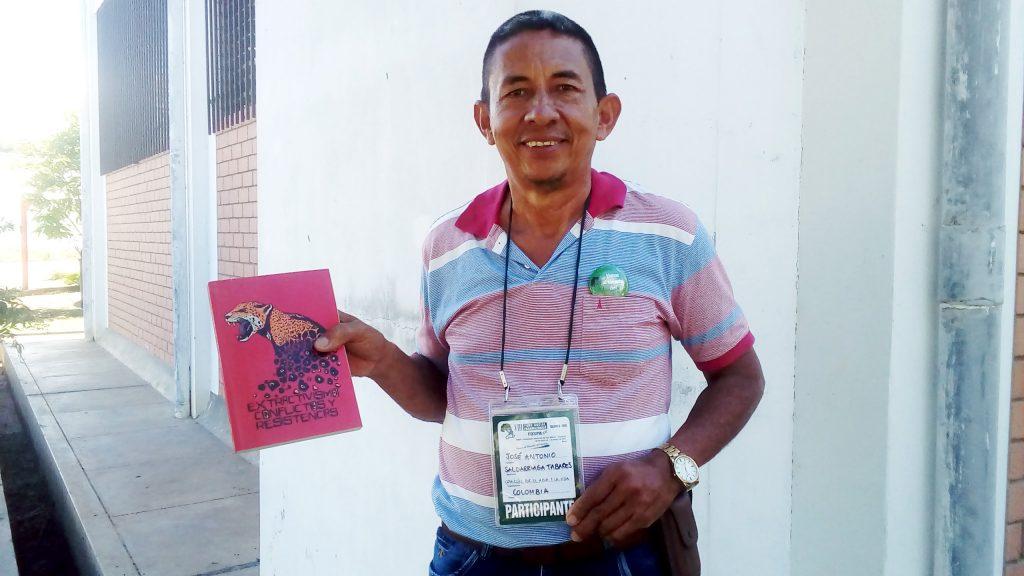 Jose Antonio Saldarriaga Tabares (Fotos: Fábio Zuker/Amazônia Real)