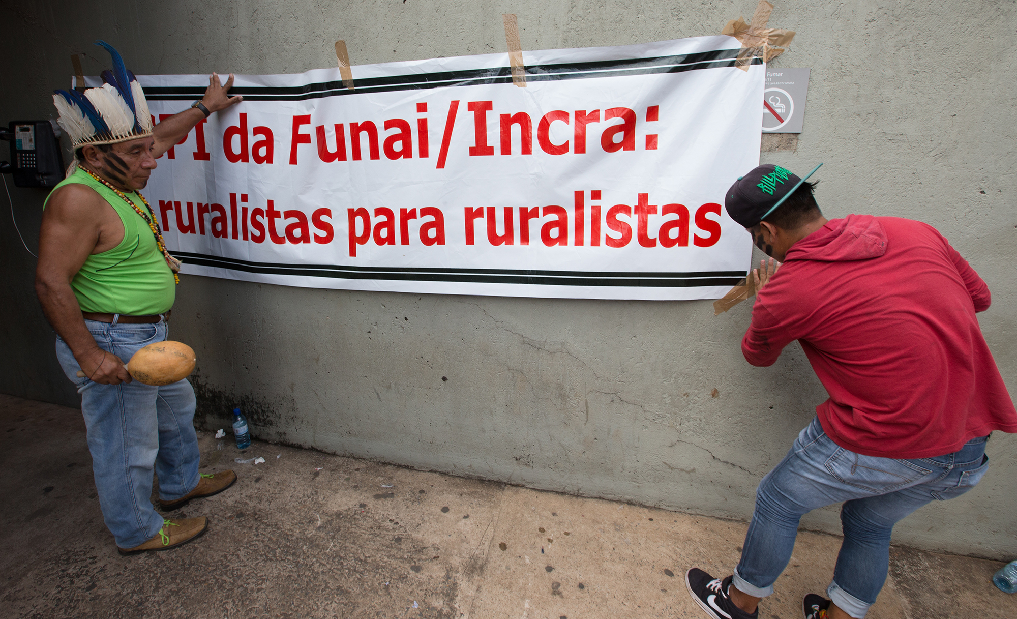 Sem a Funai, se decreta a inexistência de uma política indigenista no país, dizem lideranças