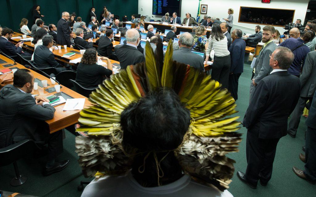 Votacão do relatório da CPI da Funai e Incra 2 (Foto: Lula Marques/Agência PT)