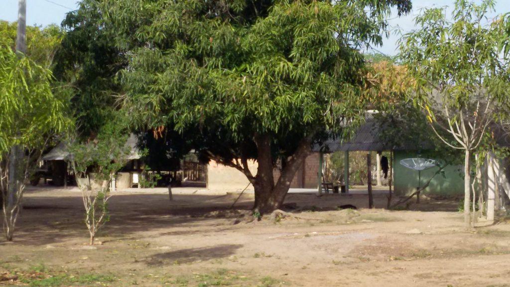 Fazenda São Francisco do Anzol (Foto arquivo pessoal Ana Melo)