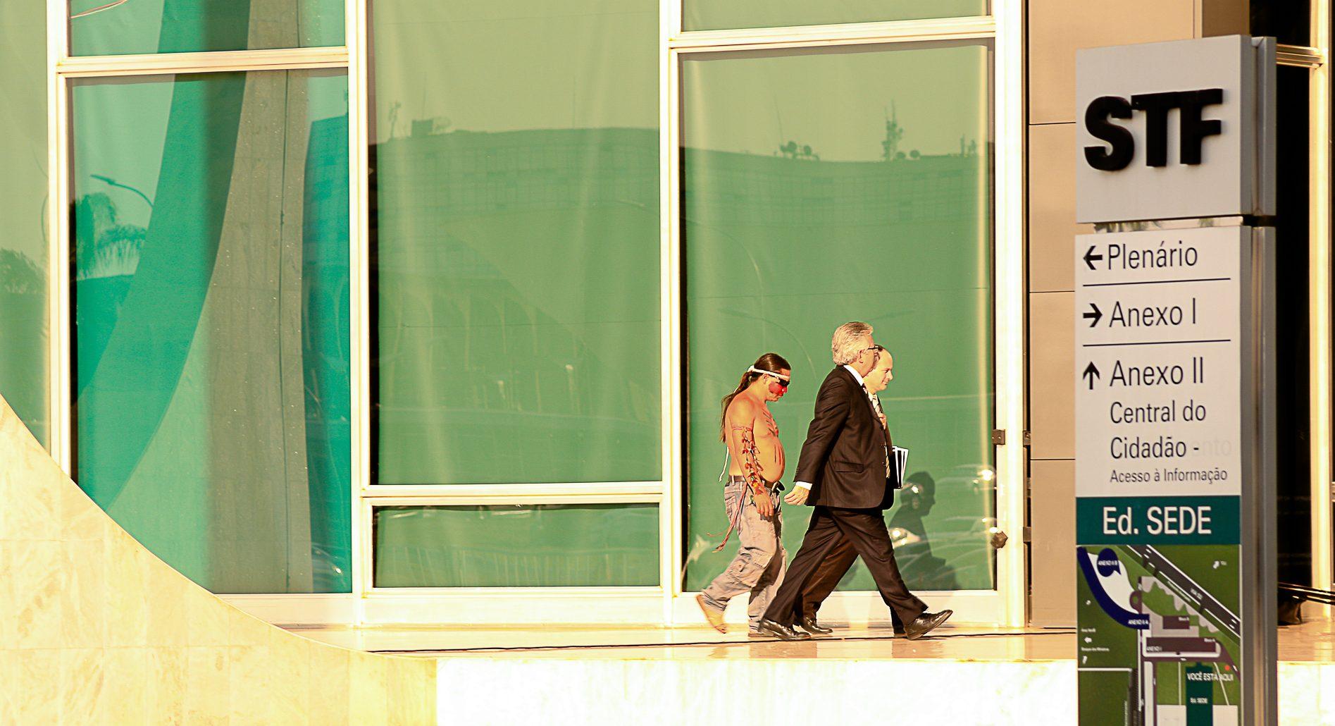 Lideranças, MPF e a ONU reagem contra parecer de Temer que trava demarcações