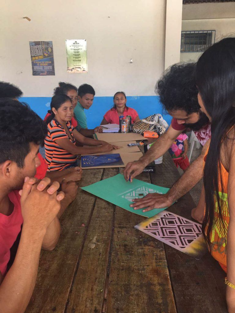 """A exposição """"Bem Viver na Casai Manaus – A arte como forma de cuidado"""", será aberta dia 14 de julho (Foto: Daniele Michiles)"""