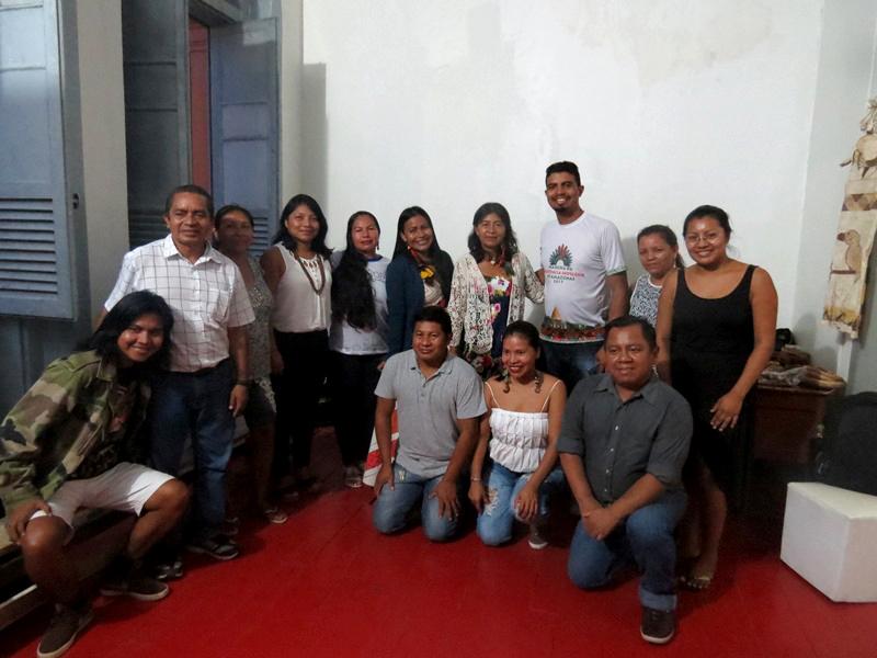 Em Manaus, Dia Internacional dos Povos Indígenas é marcado por reflexão e ritual por força espiritual